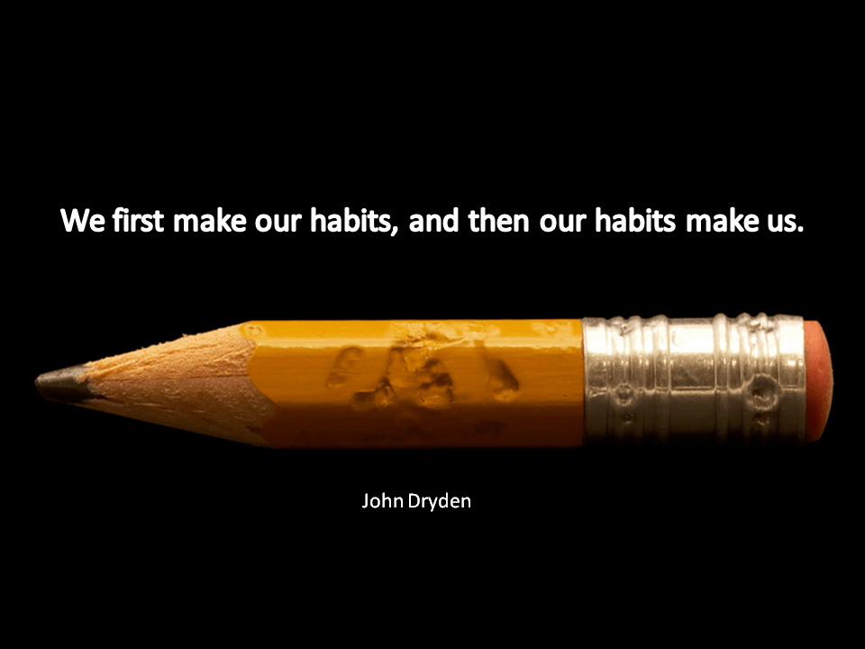 change your bad habit before it makes you