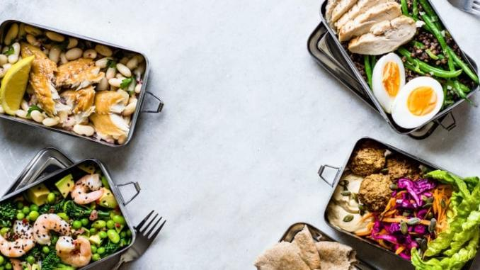 easy lunch recipes for work