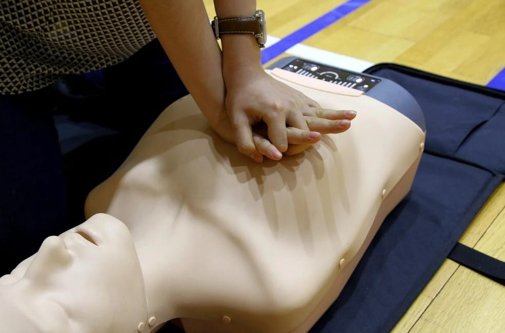 How to Perform Cardiopulmonary Resuscitation or CPR in adults