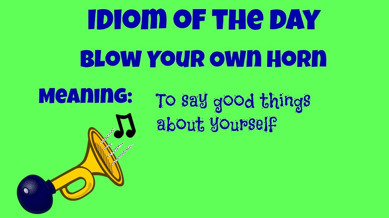 Resultado de imagen de idiom of the day