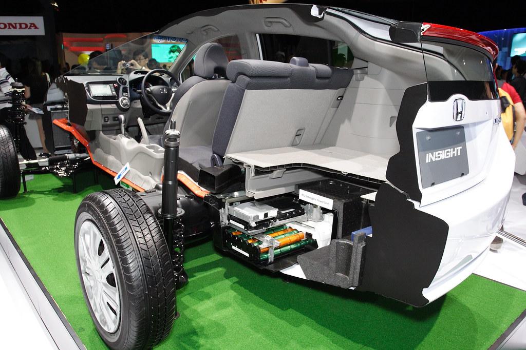 Honda Insight EV