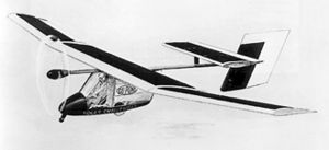 A Drawing of the Solar Challenger