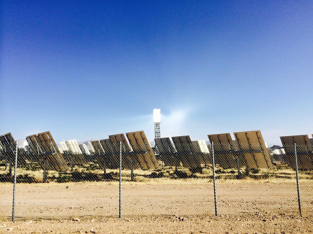 Ivanpah Solar Electric Generating Station