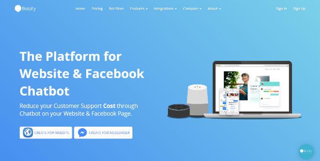 Botsify Chatbot Platform