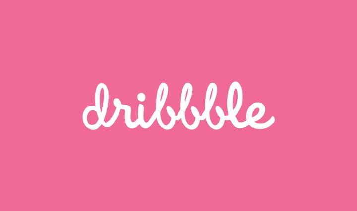 Dribbble portfolio
