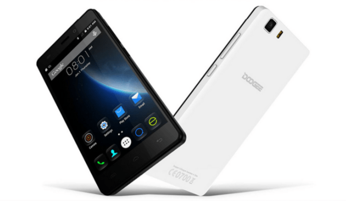 Download and Install DoogeeX5Stock ROM Firmware