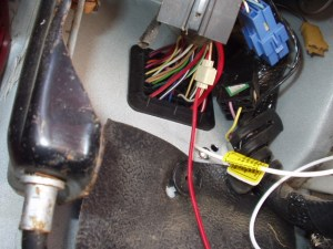 1994 Dodge Ram Van Brake Controller Install