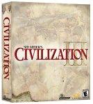 Civilization 3 box art