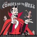 Book cover art for The Comics Go to Hell