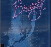 Brazil Criterion Collection DVD