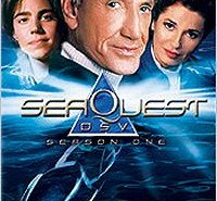 SeaQuest DSV: Season 1 DVD