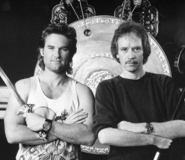 Kurt Russell and John Carpenter: Big Trouble in Little China