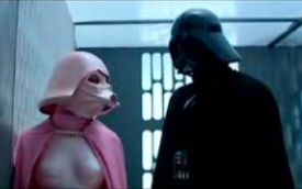 Darth Vader in Love