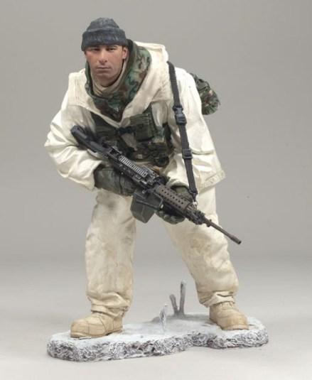 McFarlane's Military Series 7 Army Ranger Arctic Operations