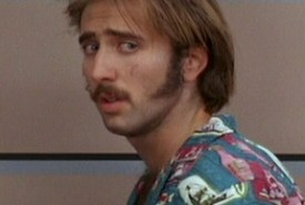 Nicolas Cage from Raising Arizona