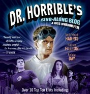 Dr. Horrible's Sing-Along Blog Blu-ray Cover Art