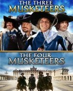 The Three Musketeers/ The Four Musketeers DVD Cover Art