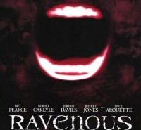 Ravenous poster