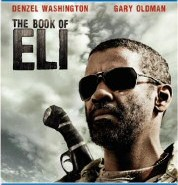 Book of Eli Blu-ray Cover Art