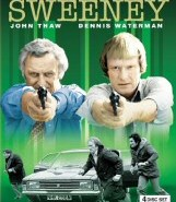 The Sweeney: The Complete Series Three DVD Cover Art