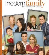 Modern Family Season 1 DVD Cover Art