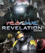 Red vs. Blue Season 8: Revelation DVD Cover Art