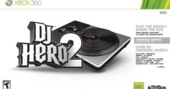 DJ Hero 2: Turntable Bundle for Xbox 360