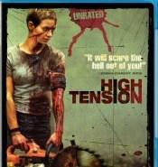 High Tension Blu-ray Cover Art
