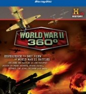 World War II 360 Blu-ray Cover Art