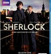 Sherlock: Season 1 Blu-Ray