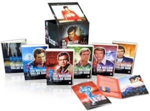 The Six Million Dollar Man DVD set