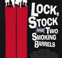 Lock, Stock and Two Smoking Barrels movie poster