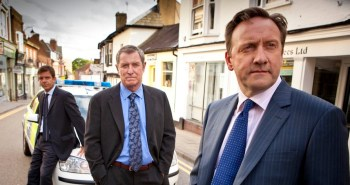 Midsomer Murders: Jason Hughes, John Nettles and Neil Dudgeon