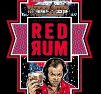 Red Rum T-Shirt Bordello