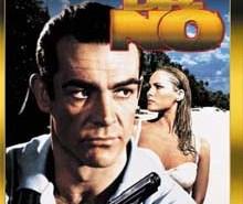 Dr. No DVD