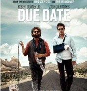 Due Date Blu-Ray