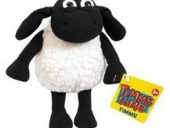 Timmy Time Timmy plush