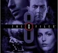 X-Files Season 8 DVD