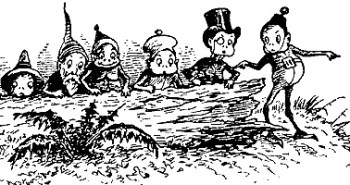 The Brownies of Palmer Cox