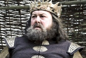 Mark Addy as Robert Baratheon from Game of Thrones