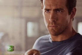 Ryan Reynolds as Hal Jordan/Green Lantern