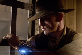 Daniel Craig from Cowboys and Aliens