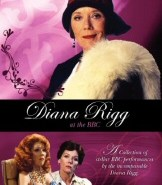 Diana Rigg at the BBC DVD