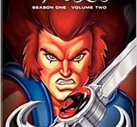 Thundercats, Season One, Vol. 2 DVD