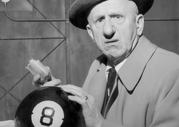 Jimmy Durante 8 Ball