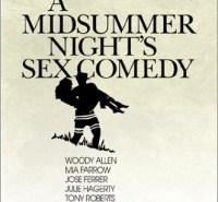 Midsummer Night's Sex Comedy
