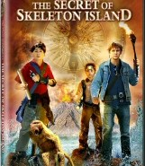 The Three Investigators in The Secret of Skeleton Island DVD