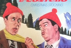 Abbott and Costello: Christmas Stocking