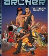 Archer: Complete Season 2 DVD