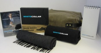 White Collar style essentials prize pack